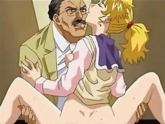 Innocent Sharon gets her nice butt fucked by Man
